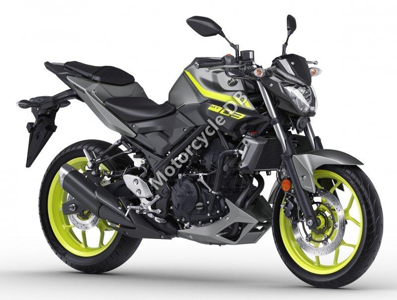 Yamaha MT-03 2017 25958