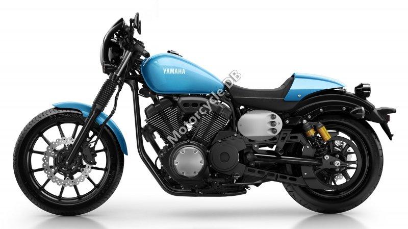 Yamaha XV950 Racer 2017 26485