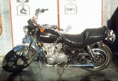 Kawasaki Z 440 LTD Belt Drive 1985 7682
