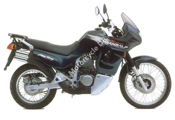 Honda XL 600 R (reduced effect) 1987 19310