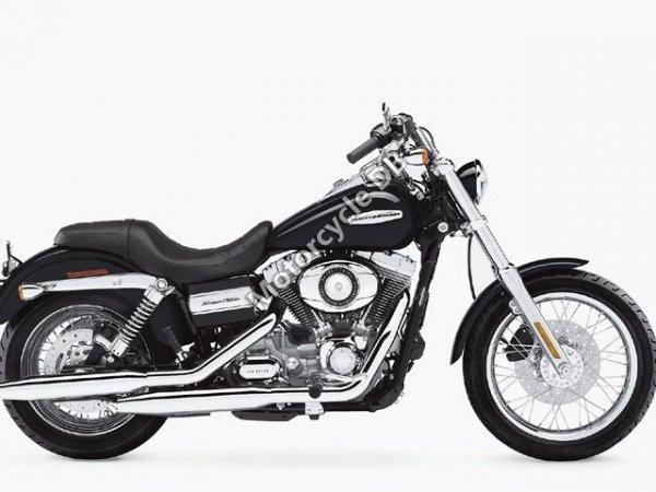 Harley-Davidson  FXDC  Dyna Super Glide Custom 2007 14368