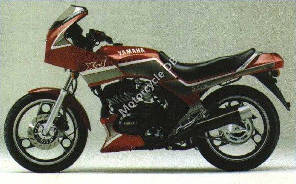 Yamaha XJ 600 1987 13749