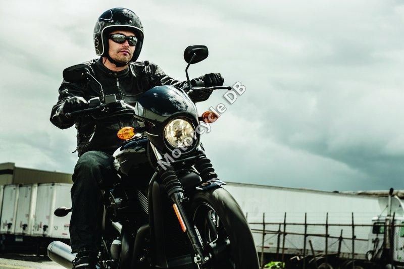 Harley-Davidson Street 750 2015 31076