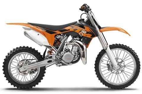 KTM 85 SX 1916 2013 23162