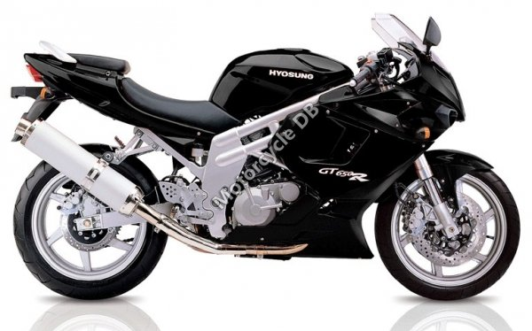 Hyosung GT 650 2005 20208