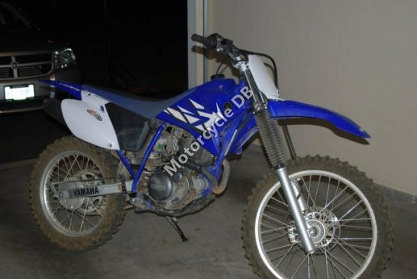 Yamaha TT-R 250 2005 17649