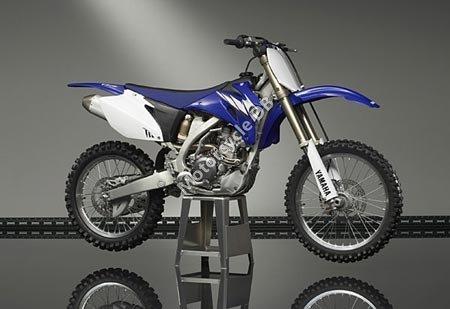 Yamaha YZ 250 F 2006 5211