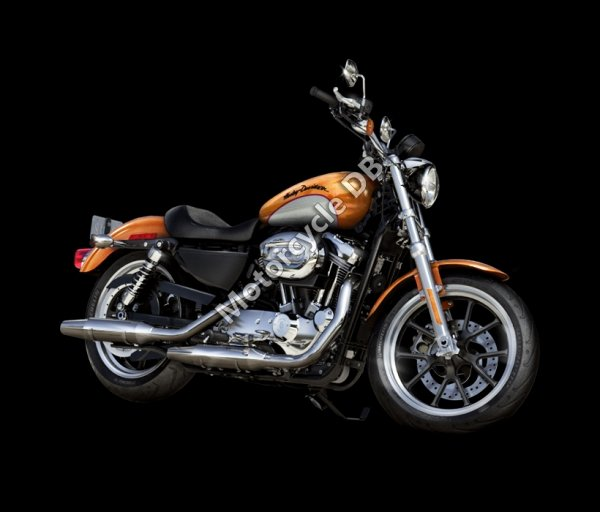 Harley-Davidson Sportster Superlow 2014 23445