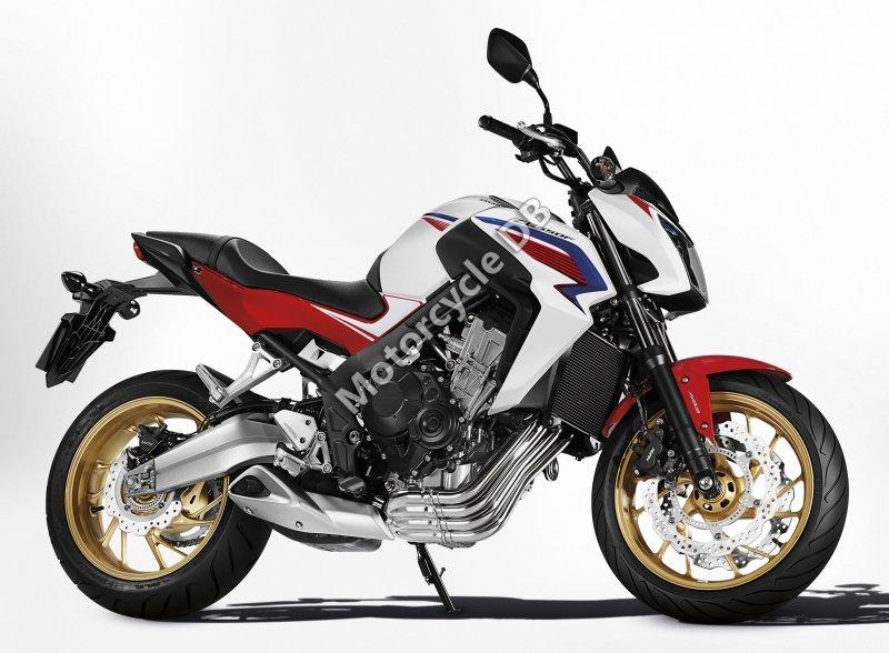 Honda CB650F 2016 29639