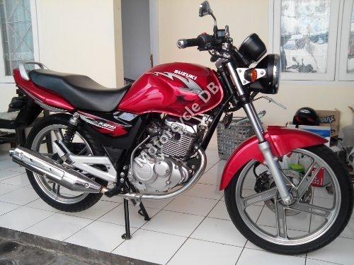 Suzuki Thunder 125 2013 24629