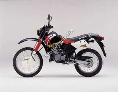 Kawasaki KMX 125 1997 1672