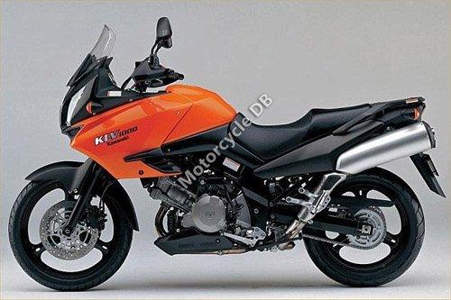 Kawasaki KLV 1000 2008 12744