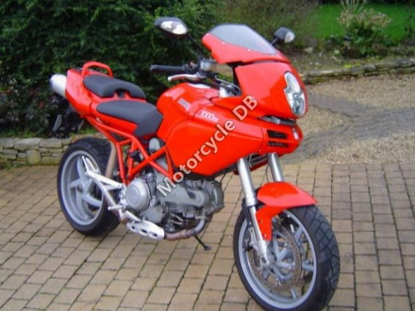 Ducati Multistrada 1000 DS 2004 8942