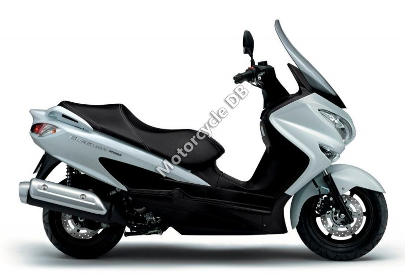 Suzuki Burgman 200 2017 28332