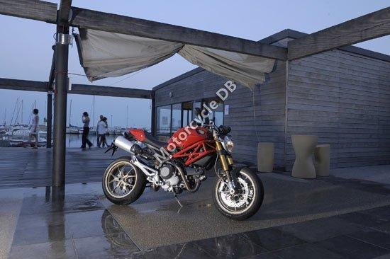 Ducati Monster 1100S 2009 3453