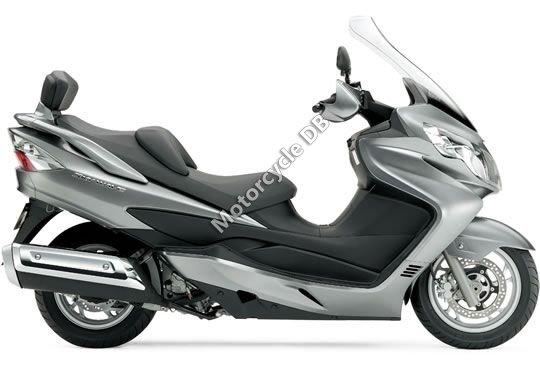 Suzuki Skywave 250 Type M 2012 22721