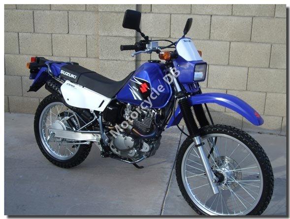 Suzuki DR 200 SE 2007 6869