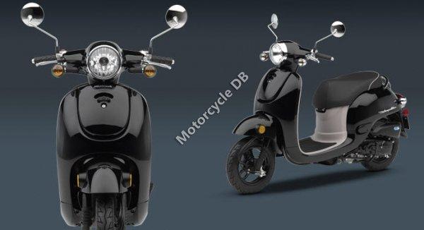 Honda Metropolitan 2013 22792