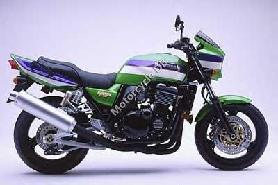 Kawasaki ZRX 1100 2000 6688