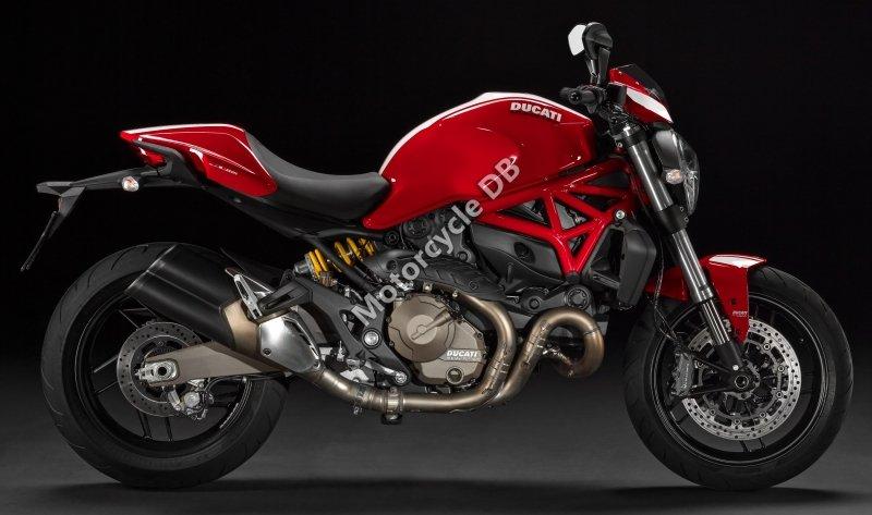 Ducati Monster 821 2016 31257