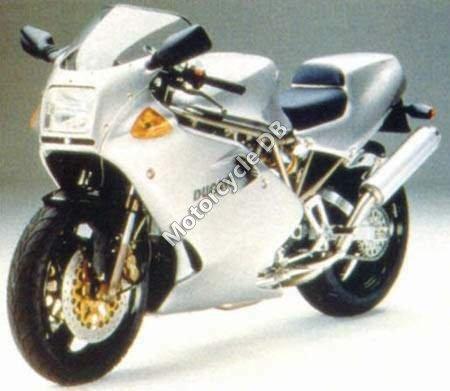 Ducati 900 SS FE 1998 1197