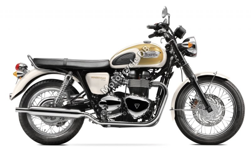 Triumph Bonneville T100 2009 27105
