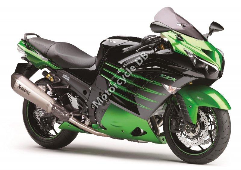 Kawasaki ZZR1400 2012 29162