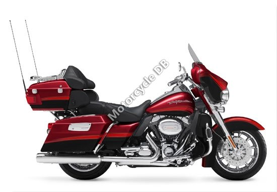 Harley-Davidson FLHTCUSE4 CVO Ultra Classic Electra Glide 2009 3171