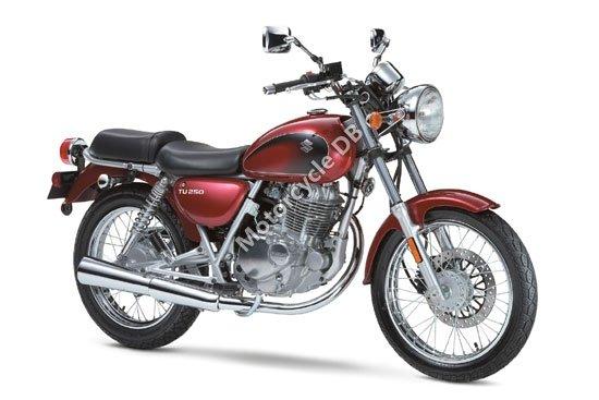 Suzuki TU250 2009 3707