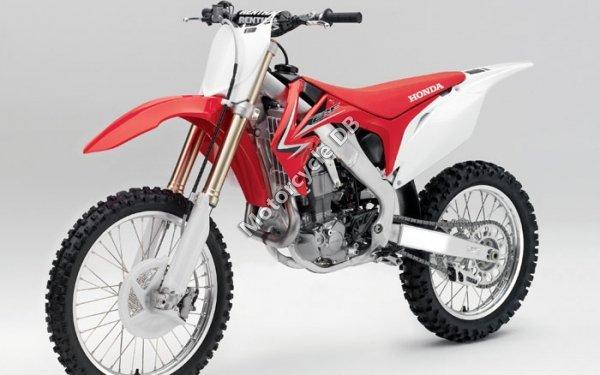 Honda CRF450F 2009 17578