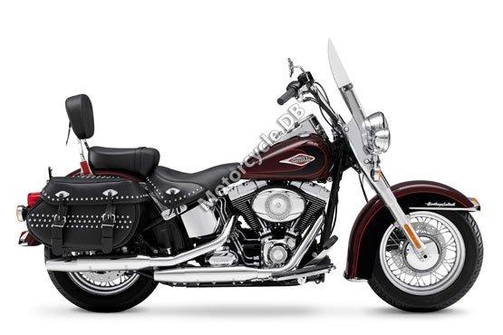 Harley-Davidson FLSTC Heritage Softail Classic 2011 4593