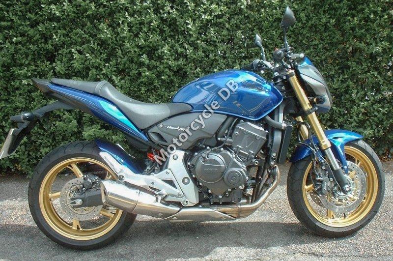 Honda CB600F Hornet 2009 29618