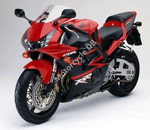 Honda CBR 954 RR 2002 17289