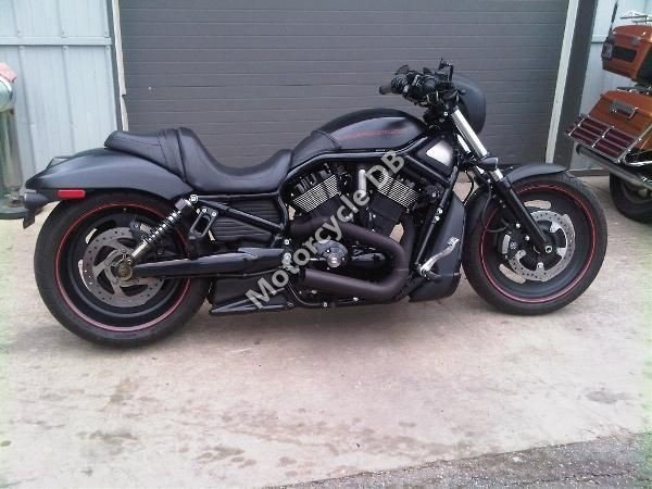 Harley-Davidson VRSCD Night-Rod 2008 18533