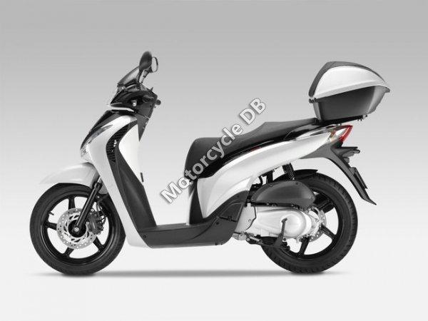 Honda SH125i Sporty 2011 8412