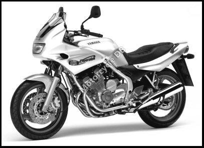 Yamaha XJ 600 S Diversion 1997 12140
