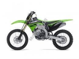 Kawasaki KX 250F 2010 156