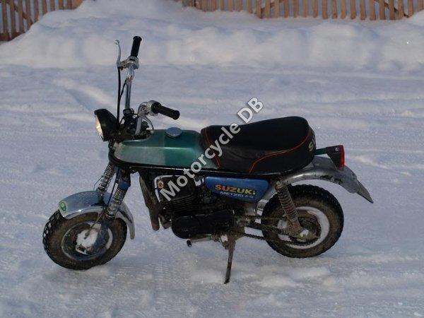 Suzuki PV 50 1989 13595