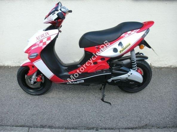 Malaguti F15 Firefox Ducati Corse SBK 2007 14877
