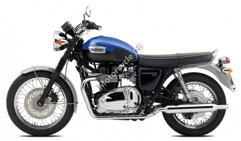 Triumph Bonneville T100 2015 27129
