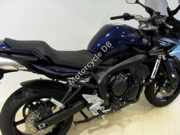 Yamaha FZ6 Fazer S2 ABS 2008 16035