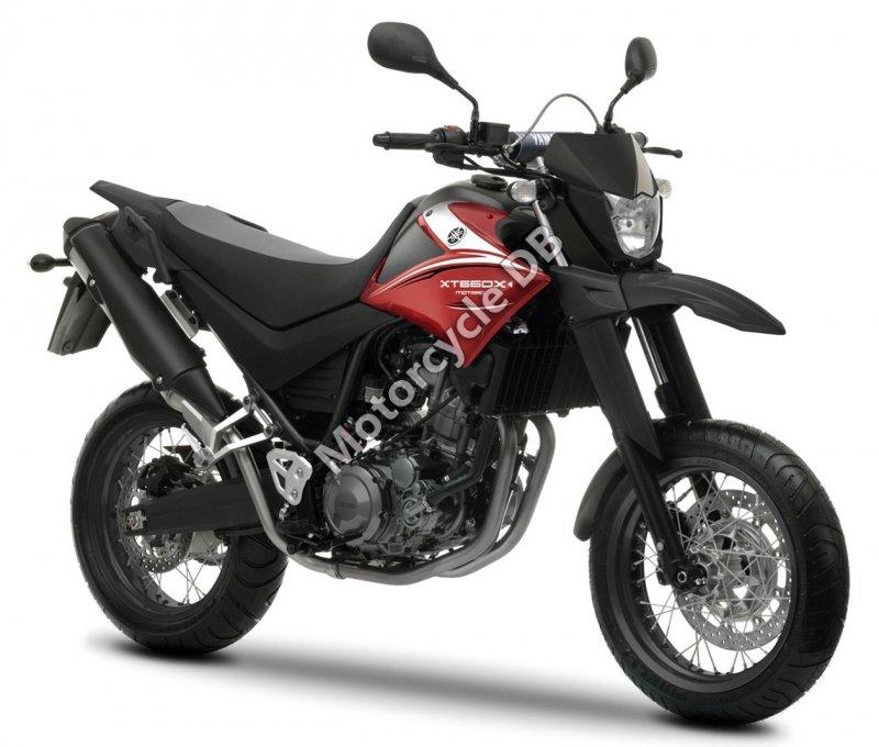 Yamaha XT 660X 2010 26234