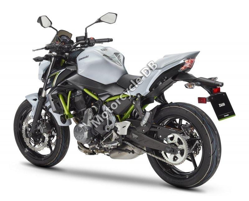 Kawasaki Z650 2017 28877