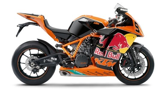 KTM 1190 RC8 R Red Bull Limited Edition 2010 4312