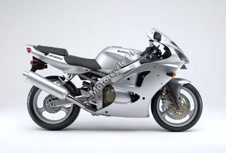 Kawasaki ZZR 600 2006 5138