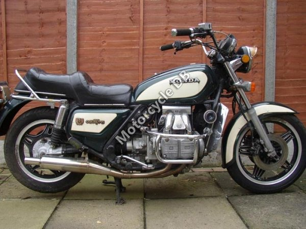 Honda GL 1100 Gold Wing 1983 17726