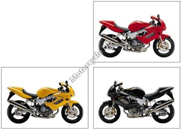 Honda VTR 1000 F Firestorm 2000 30990