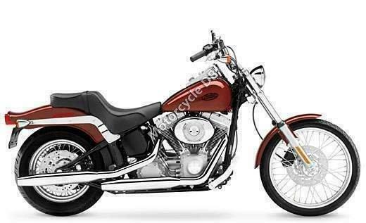 Harley-Davidson FXSTI Softail Standard 2004 10771