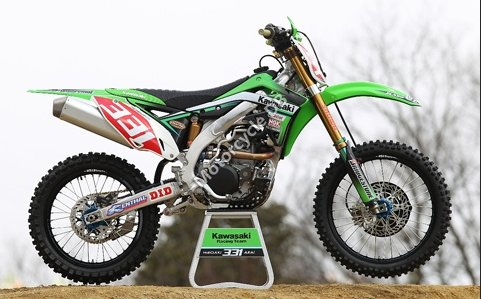 Kawasaki KX 450F 2012 22687