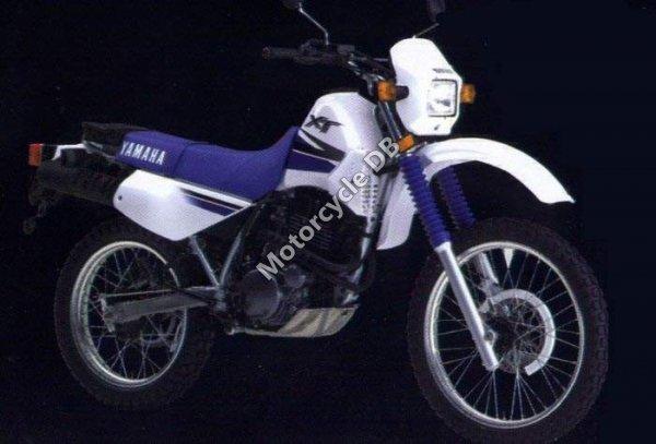 Yamaha XT 350 1987 4020